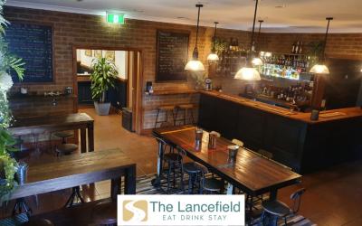 Home Bar Lancefield Lodge